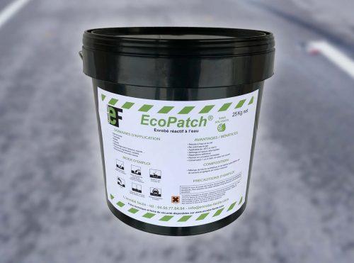 Ecopatch Reparation Routiere Ecologique A Froid