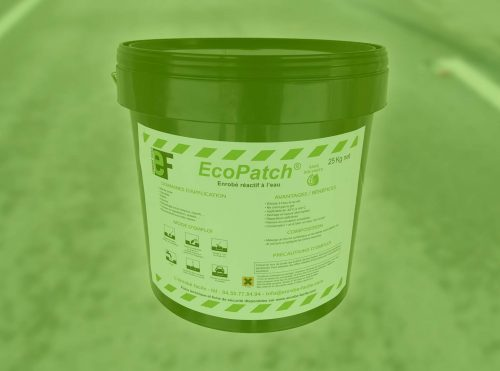 Ecopatch Reparation Routiere Ecologique A Froid On