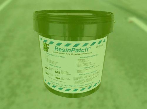Resinpatch Réparation Routière Définitive À Froid On